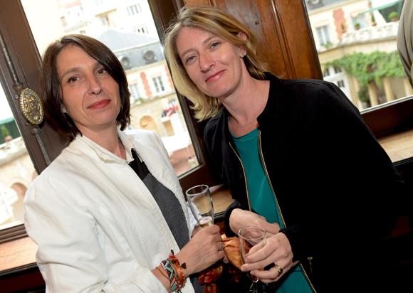 47. Nathalie Lacorne et Fanny Cozette