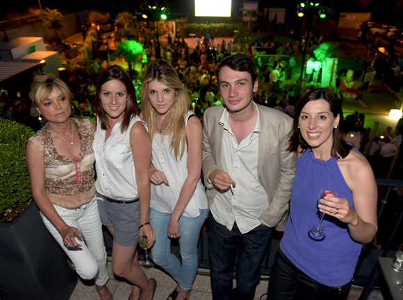 50. Fabienne, Marion, Solène, Albin et Aurélie