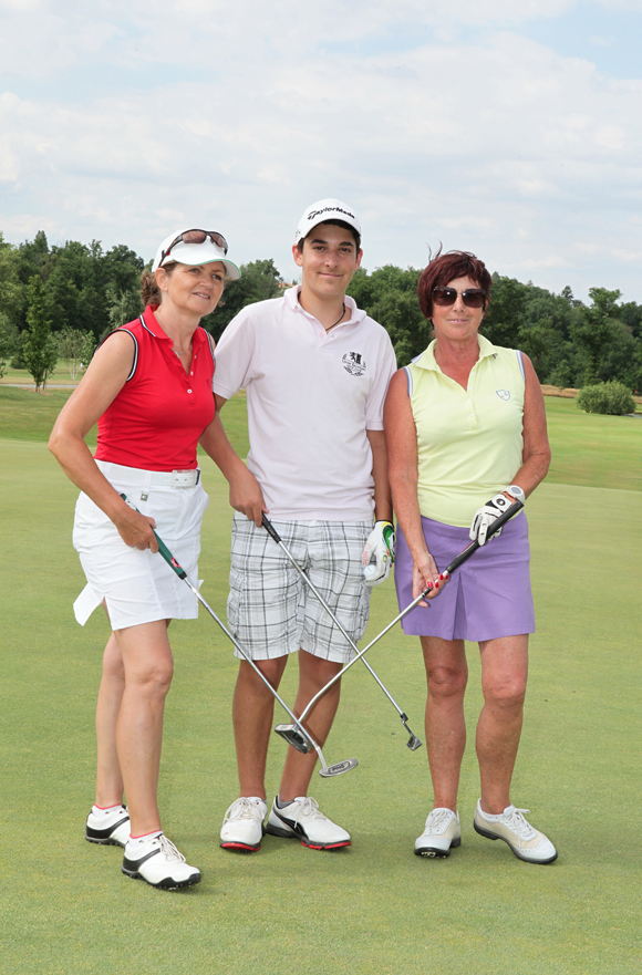 5. Nicole Urrea, Clément Blehaut et Michele Tizzani