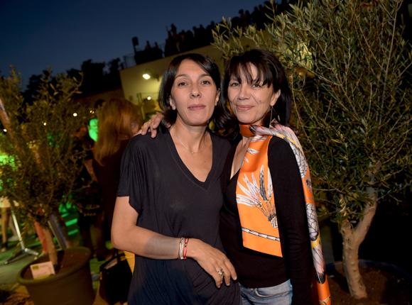 55. Vanessa et Isabelle