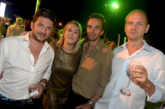 63. Jérôme, Claire, Franck et Stéphane