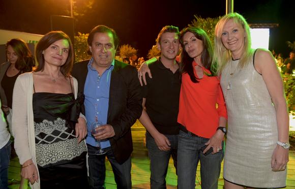 64. Sylvie, Jeunesse, Thomas, Stéphanie et Pascale