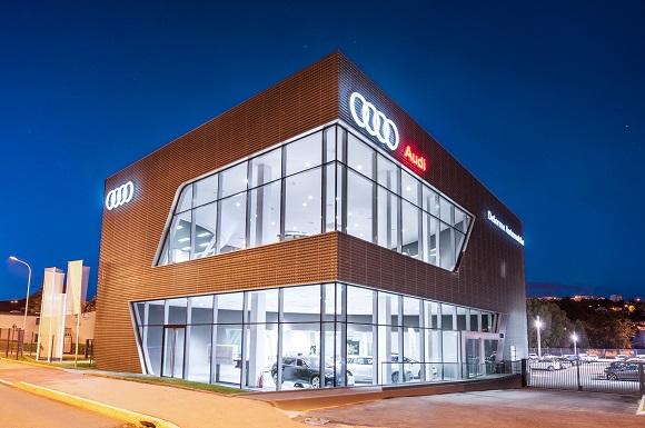 Le nouveau Terminal Audi s'installe à Saint Etienne !