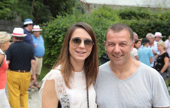 16. Valérie et Lionel Escot