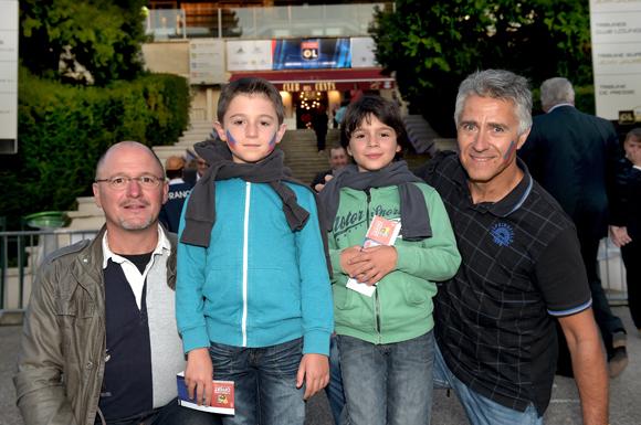 18. Yvan Patin (L'Auxiliaire), ses enfants Melvyn, Kelyan et Joanny Jacomelli- Bernerd (Géotechnique Sas)