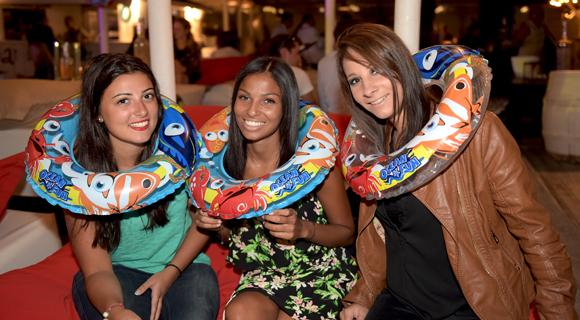 19. Coralie, Victoria et Raphaëlle