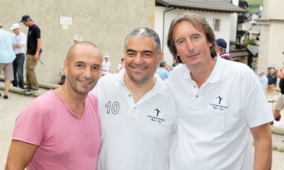 2. Laurent Mazard, Jean-Philippe Caille et Hugues Ducrot