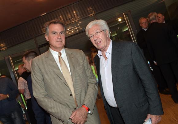 21. Olivier Pelat (Européquipement) et Maître André Soulier