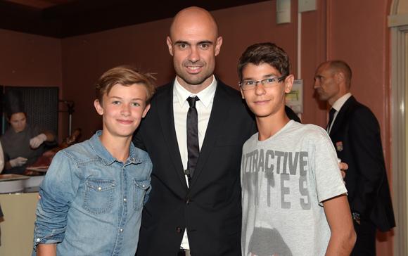 23. Mathis, Cris et Romain