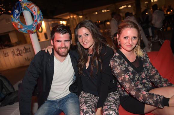 25. Nicolas, Marion et Caroline