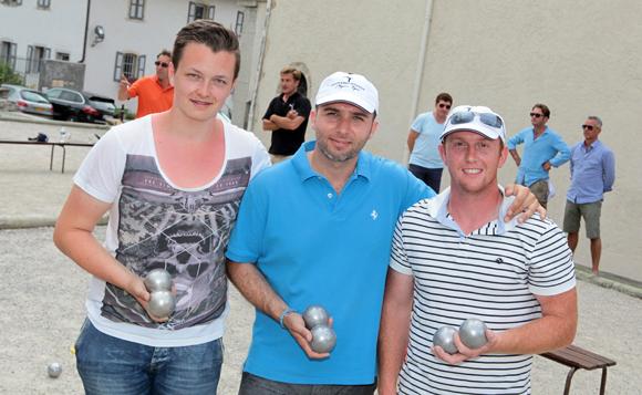 28. Mathieu Jullien, Franck Genthon et Benoit Fourrot