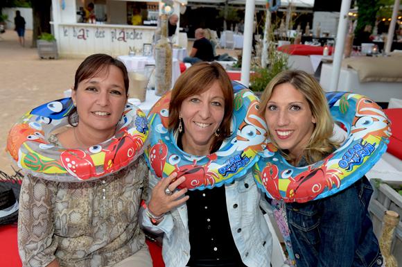 4. Nathalie, Marie et Sonia