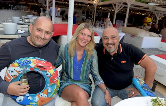 6. Dominique, Nathalie et Rémy