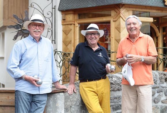 8. Jean Darnetz, Jacques Domas et François Guillaud-Lozanne