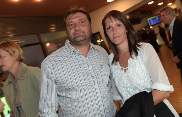 9. Marcel Prolange (Setreal) et son épouse Sandra