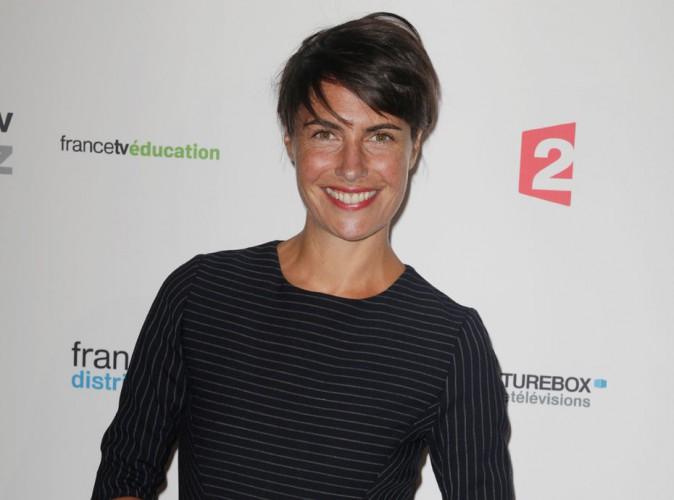 Alessandra Sublet maman pour la seconde fois