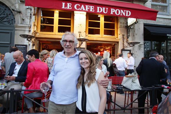 13ème anniversaire du Café du Pond. Happy Birthday Albert !