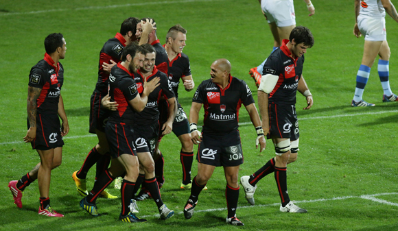 Les tribunes VIP de Lyon – Castres. Le LOU Rugby invaincu au Matmut Stadium