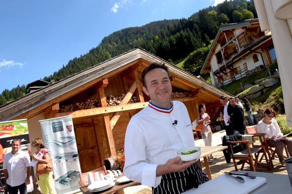 11. Le chef Emmanuel Renaut
