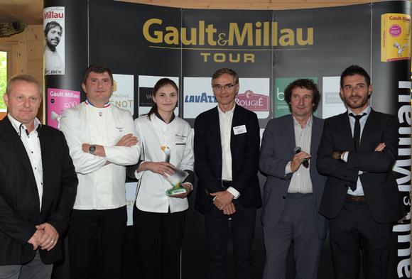 13. Trophée Jeune talent Rhône-Alpes à Williams et Audrey Jacquier (Le Vivarais)