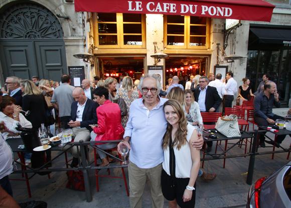1. Albert Dray et Pauline (Le Café du Pond)