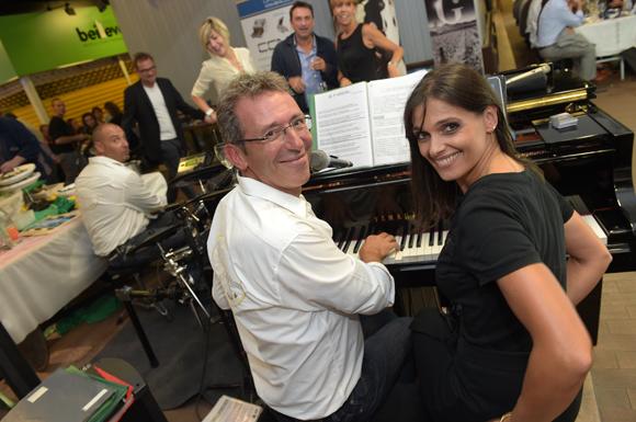 16. Olivier Colin (Colmann et la Photographe Barbara Tournaire