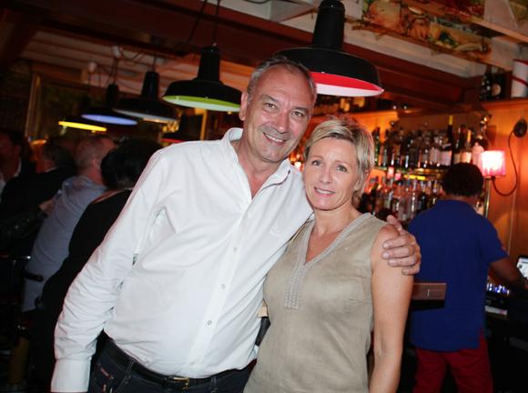 17. Stanislas Viallet (Sothebys) et Marie-Claire Petit, consultante (cabinet conseil RH)