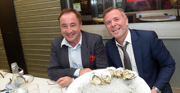 17. Daniel Dubois (Surf TV) et Stéphane Pelletier (Broc Bar & Les sales Gosses)