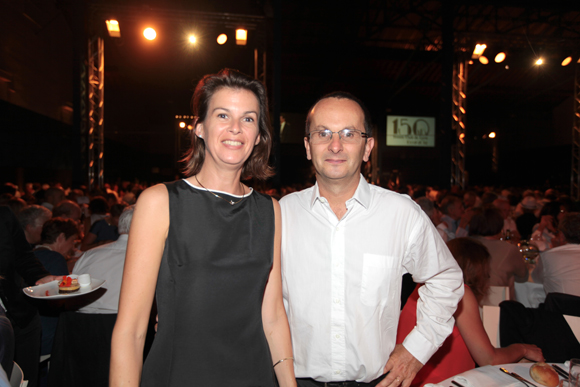 20. Alix et Gilles Rochas (Dynabio)