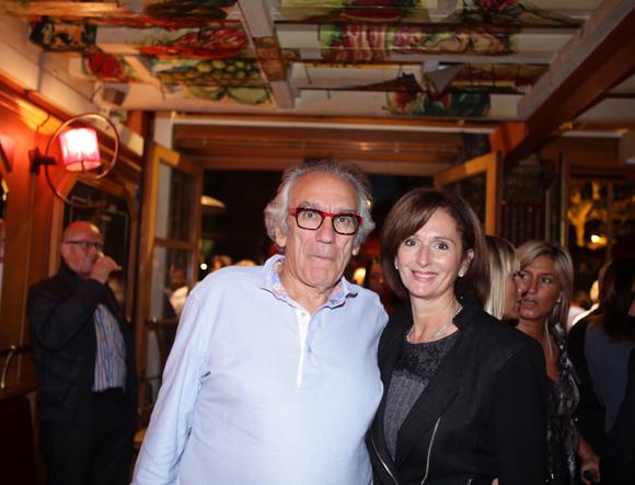 20. Gilles Humbert, Albert Dray (Le Café du Pond) et Françoise Sibilia (Sibilia)