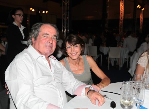 21. Pierre et Christine Bouteille