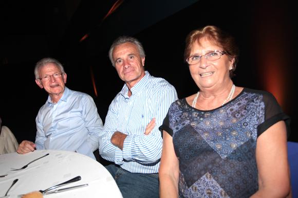 22. Jean Loison, Georges Stal et Mauricette Loison (Cité des Antiquaires)