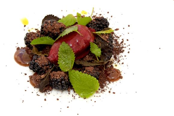 25. Le somptueux dessert du chef Ryan Dolan (L'Arsenic)