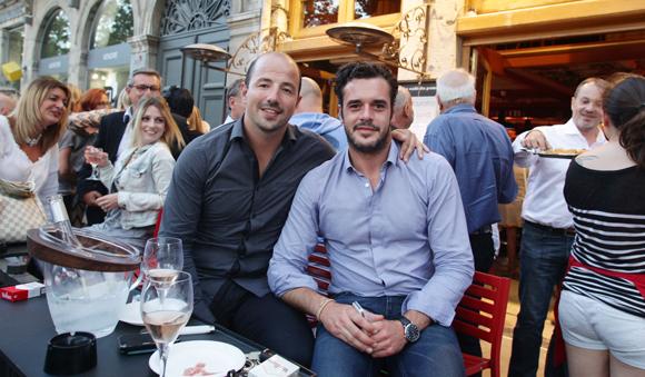 2. Julien Chavry et Adrien Font (Sorovim)