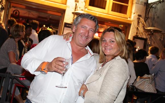 26. Robert Nicastro (Lano) et Sylvie (Crédit Agricole)