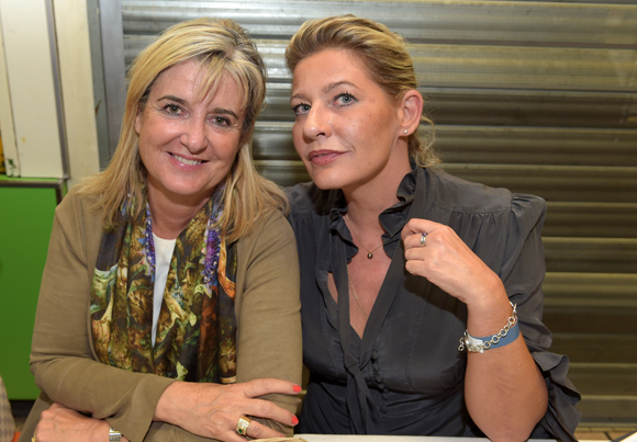 27. Marie-Christine Nurier et Sandrine Leymarie (EGL)