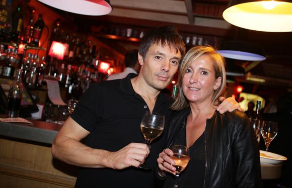 28. David Magnin (Magnin) et Anne-Carinne Carillo (CIC)