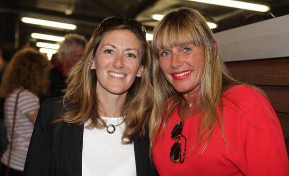28. Christelle Patet et Isabelle Laffitte (Cam Energie)