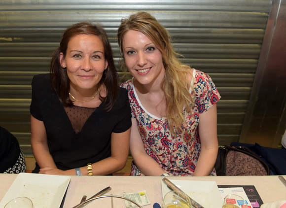 28. Sandrine Nabet et Aurélie Savoyat (Nexity)