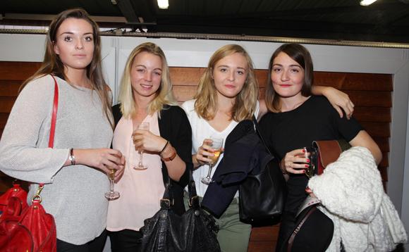 32. Domitille, Alix, Claire-Marine et Marie-Stéphanie