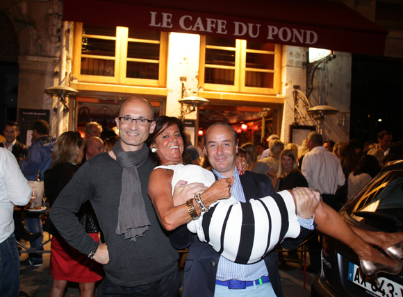 33. Nicolas Vial, Richard Thavel (SCP Zerbib) et Béryl Maillard, consul de Saint-Domingue