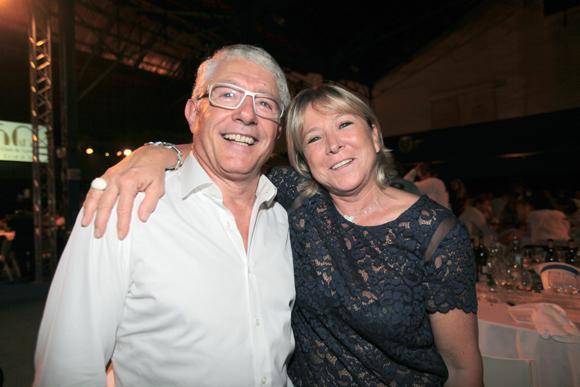 34. Elie Cunat et Marie Roussille
