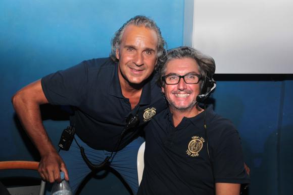 42. Philippe Liucci et Olivier Stamboul (Ivanhoé)