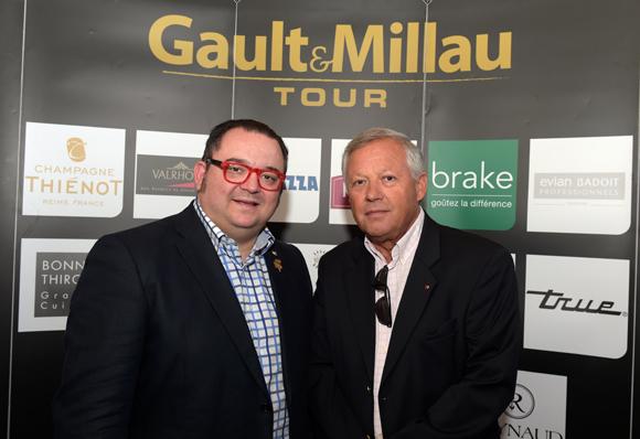 5. Fabrice Sommier et Georges Blanc (Vonnas)