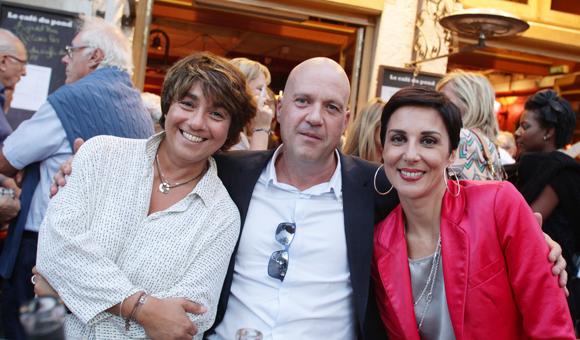 5. Nathalie (Nexitis), Pascal (Constructa), Sophie (Crédit Foncier)