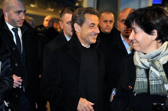 Fête de l'UMP du Rhône. Un absent nommé Sarkozy