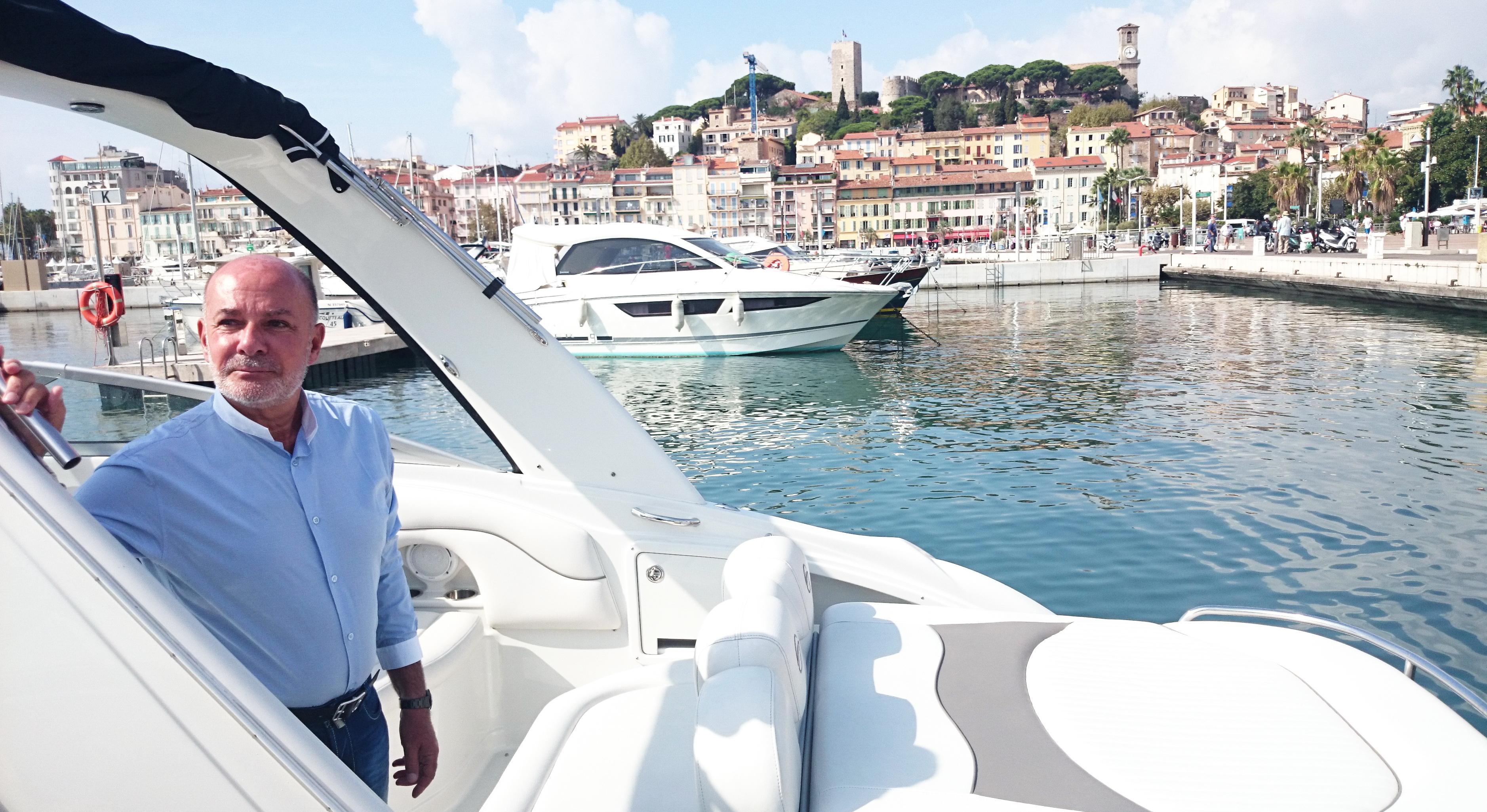 Jean-Claude Anaf à Cannes. 1,150 million d'euros en 45 minutes chrono