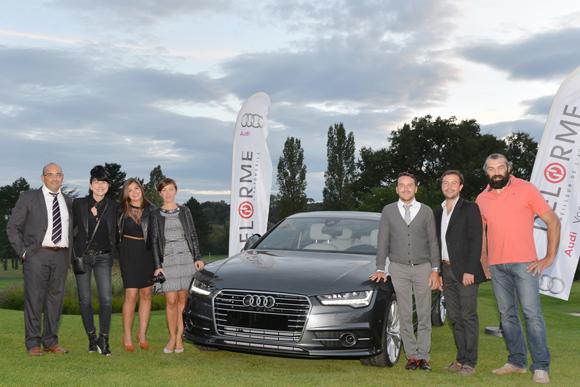 Audi Delorme Golf Cup 2014