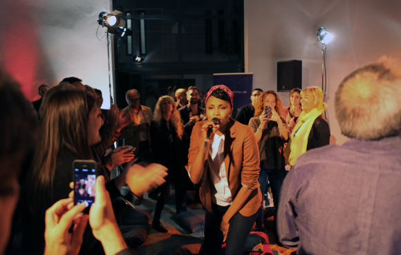 Le Club DS Privilège monte le son à Lyon avec le W9 Home Festival