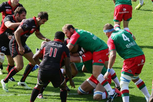 Lou Rugby bayonne